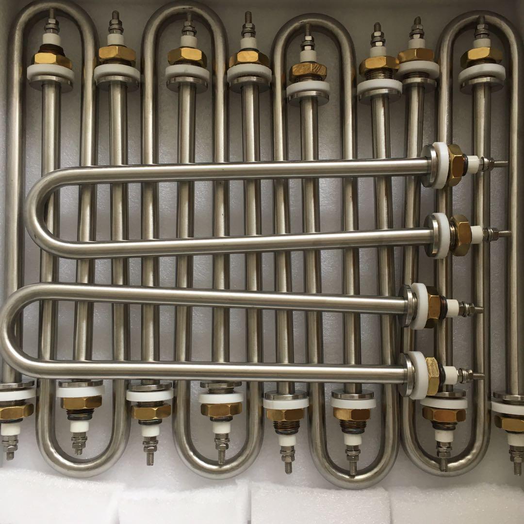 U型超声波发热管 适用各种水槽加温 超声波清洗机专用发热板 发热管 广州